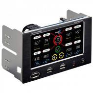 Регулятор оборотов кулера AeroCool Touch 2000 (EN 55345) Black