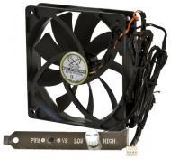 Вентилятор для корпуса SCYTHE Slip Stream PWM&VR Select (SY1225SL12HPVS)