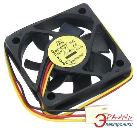 Вентилятор для корпуса Gembird Ball 50x50x10mm