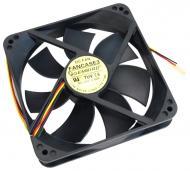 Вентилятор для корпуса Gembird FANCASE3/BALL