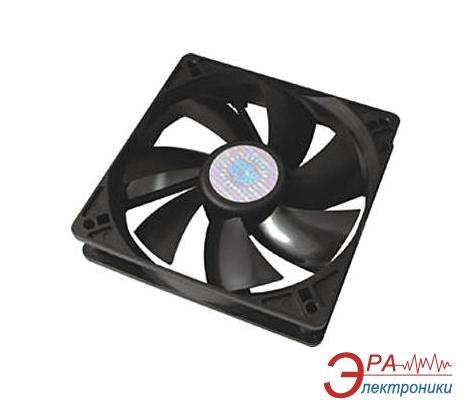 Вентилятор для корпуса CoolerMaster Silent 120 (R4-S2S-12AK-GP)