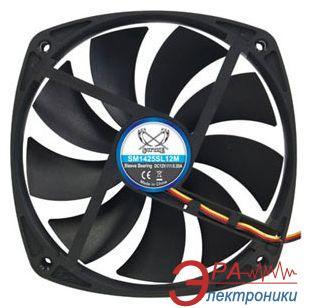 Вентилятор для корпуса SCYTHE Slip Stream (SM1425SL12M)