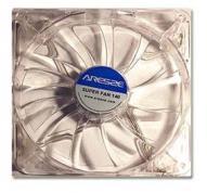 Вентилятор для корпуса Golden Field (140x140x25m) Blue LED