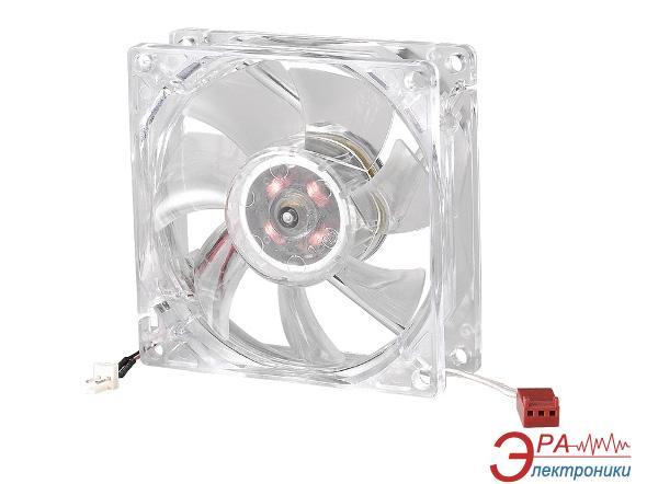 Вентилятор для корпуса Logicpower Cooler for Сase 80mm Led