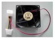 Вентилятор для корпуса Gembird FANCASE-4