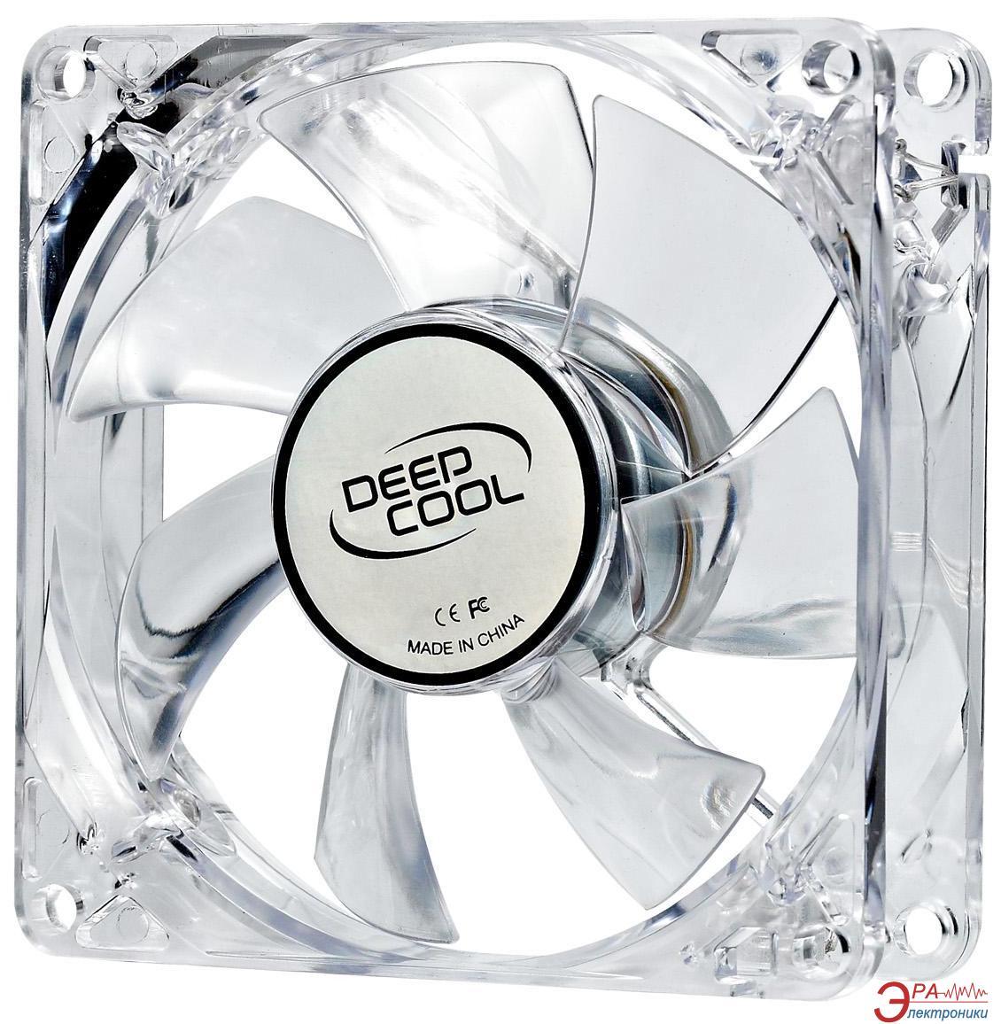 Вентилятор для корпуса DeepCool XFAN 80L Blue