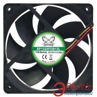 Вентилятор для корпуса Spire KAMA FLOW 2 (SP1225FDB12L)