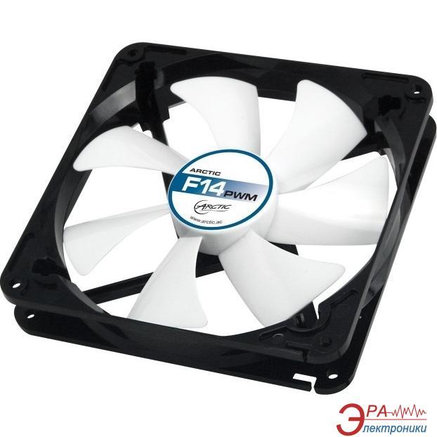 Вентилятор для корпуса Arctic Cooling F14 PWM (AFACO-140P0-GBA01)