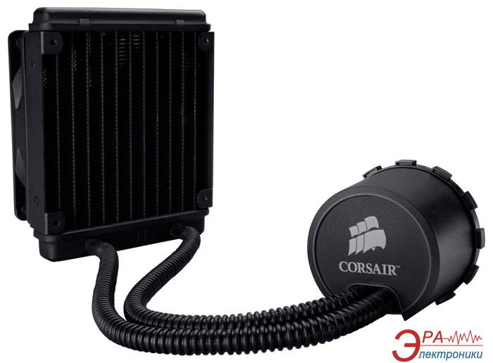 Кулер с жидкостным охлаждением CORSAIR Hydro H50 Alluminium (CWCH50-1)