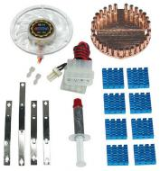 Охлаждение для видеокарт Titan TTC-CUV2AB/LD2(DIY)