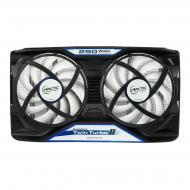 Охлаждение для видеокарт ARCTIC COOLING Twin Turbo 2 (DCACO-V540000-BL)