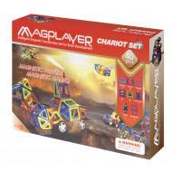 Конструктор MagPlayer магнитный набор 40 эл. (MPB-40)