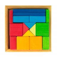 Конструктор nic Разноцветный квадрат (NIC523343)
