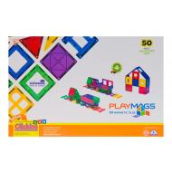 Конструктор Playmags магнитный набор 50 эл. (PM153)