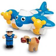 Полицейский самолет Wow Toys Police Plane Pete (10309)