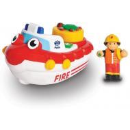Пожарный катер Wow Toys Fireboat Felix (для купания) (01017)