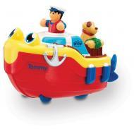 Буксирная лодка Wow Toys Tommy Tug Boat bath toy (для купания) (04000)