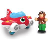 Реактивный самолет Wow Toys Jet Plane Piper (10411)