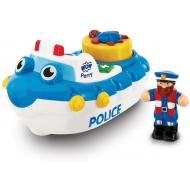 Полицейская лодка Wow Toys Police Boat Perry (для купания) (10347)