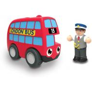 Автобус Wow Toys Red Bus Basil (10412)