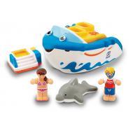Лодка Wow Toys Danny's Diving Adventure (для купания) (04010)