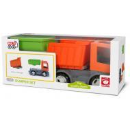Самосвал MultiGO 1+2 - Dumper Eco Box (27051)