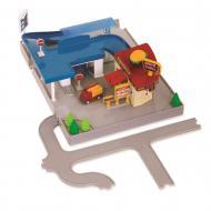 Игровой набор Driven Pocket Series Dine & Drive Pit Stop (WH1075Z)