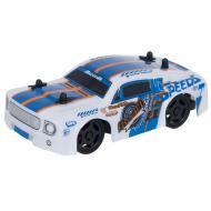 Машинка на радиоуправлении Race Tin машина в боксе, White (YW253103)