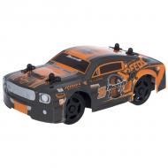Машинка на радиоуправлении Race Tin машина в боксе, Orange (YW253104)