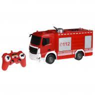 Машинка на радиоуправлении Same Toy пожарная машина с распыльтелем воды (E572-003)