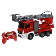 Машинка на радиоуправлении Same Toy Пожарная машина Mercedes-Benz 1:20 (E527-003)