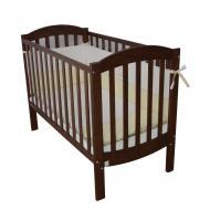 Детская кроватка Верес Соня ЛД-10 (10.1.1.1.03) орех