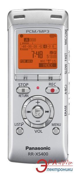 Цифровой диктофон Panasonic RR-XS400EE-S