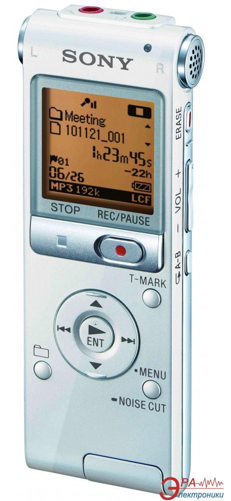 Цифровой диктофон Sony ICD-UX512W