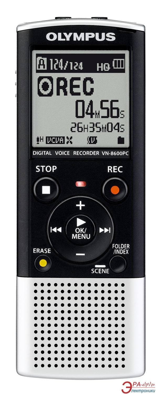Цифровой диктофон Olympus VN-8600PC + Battery charger