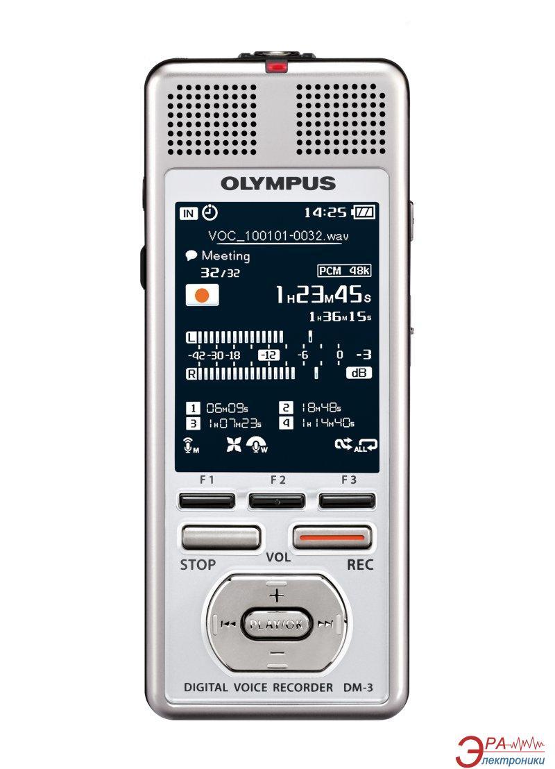 Цифровой диктофон Olympus DM-3-E1