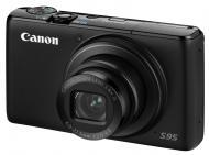 Цифровой фотоаппарат Canon PowerShot S95 Black (4343B018)