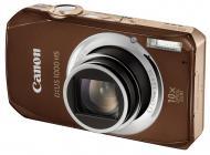 Цифровой фотоаппарат Canon IXUS 1000 HS Brown (4614B014)