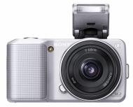 Цифровой фотоаппарат Sony NEX-3 + объектив 16mm KIT Silver (NEX3AS.CEE2)
