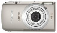 �������� ����������� Canon DIGITAL IXUS 210 IS Silver (4196B021)
