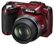 �������� ����������� Nikon COOLPIX L110 Red (VMA601E6)