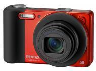 Цифровой фотоаппарат Pentax Optio RZ10 Red (16882)