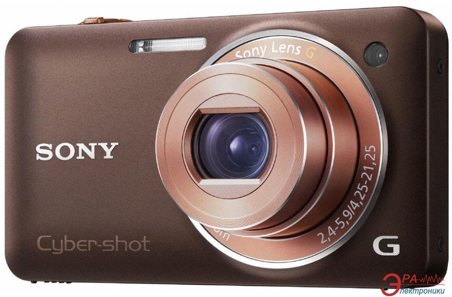 Цифровой фотоаппарат Sony Cyber-shot DSC-WX5 Brown (DSCWX5T.CEE2)