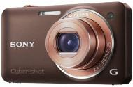 Цифровой фотоаппарат Sony Cyber-shot DSC-WX5 Brown (DSCWX5T.CEE2)