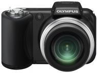 Цифровой фотоаппарат Olympus SP-600 Ultra Zoom Black