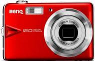 Цифровой фотоаппарат BenQ DC T1260 Red