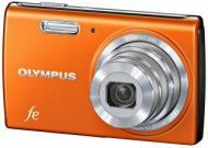 Цифровой фотоаппарат Olympus FE-5040 Orange