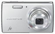 Цифровой фотоаппарат Olympus FE-5040 Silver