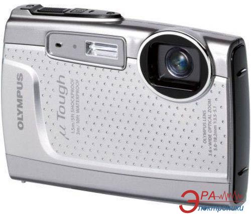Цифровой фотоаппарат Olympus Mju TOUCH-3005 Silver