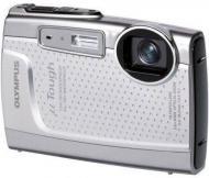 Цифровой фотоаппарат Olympus Mju TOUCH-3005 Silver